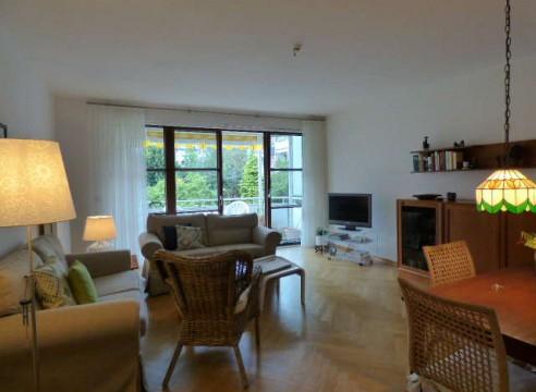 2,5-Zimmer-Wohnung mit Lift & Westbalkon
