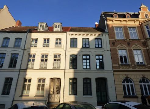 Stadthaus mit 3 WE - Hafennah!