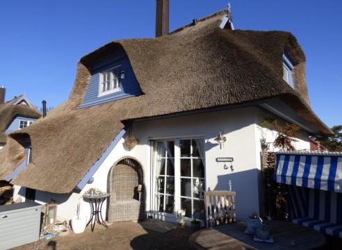 Reetdachhaus mit Sauna & Kamin in Sackgassenlage!
