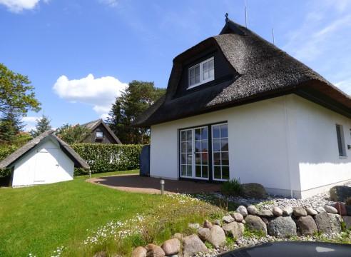 Reetdachhaus in Heringsdorf zum Dauerwohnen!